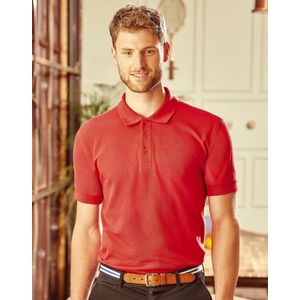 R577M Russell Men's Ultimate Cotton Polo uomo cotone pre-ristretto lavabile a 60° Thumbnail